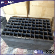 Latest Fashion Best-Selling top level black hips plastic seed trays
