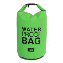 Factory Wholesale Print Logo 500D PVC Waterproof Dry Bag for Boating and Camping