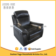 Electric comfortable and becautiful Genuine leather recliner sofa