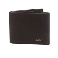 New Design Factory Made Top Quality Real Leather Men Wallet with many card slots Best Business Gifts