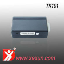 GPS tracker for vehicle tracking TK101