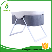 Popular Design cheap prices automatic swing baby bed