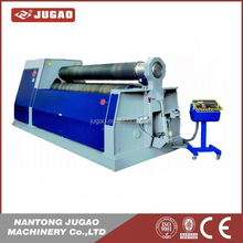 4 Roller Rolling/Bending Machine with Pre-bender For Steam Generation W11