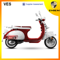 ZNEN MOTOR--Vespa EURO IV classical scooter with EEC, EPA, DOT retro scooter patent model