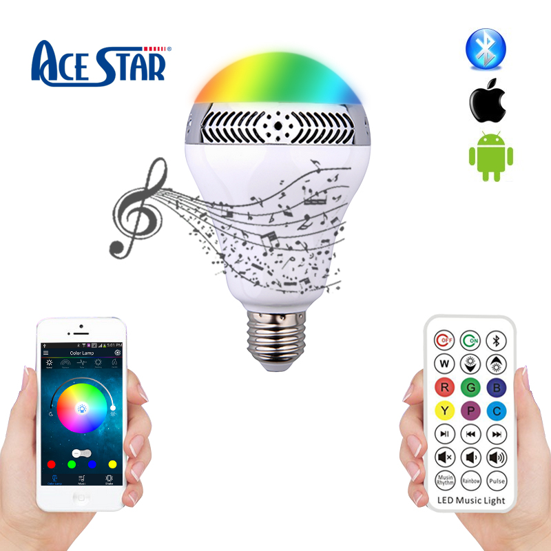 Shenzhen factory price hands free led mini portable bluetooth speaker bedside lamp