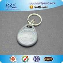 2015 factory direct sale wholesale key tags key ring tags with mifare classice 1k/2k chip for hotel room