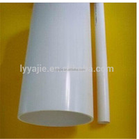 Small diameter pvc pipe for water supply