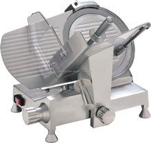 300mm blade electronic frozen meat slicer in full aluminium alloy body