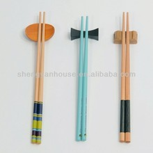 wooden chopsticks holder