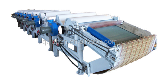 LB250A High capacity cotton recycling machine
