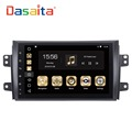 Dasaita 9 inch Touch screen Android 8.0 system Car radio DVD player with GPS Navigation Car stereo for Suzuki swift 2005-10