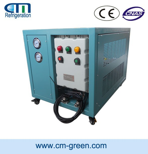 CMEP6000 R600 industry refrigerant charging system