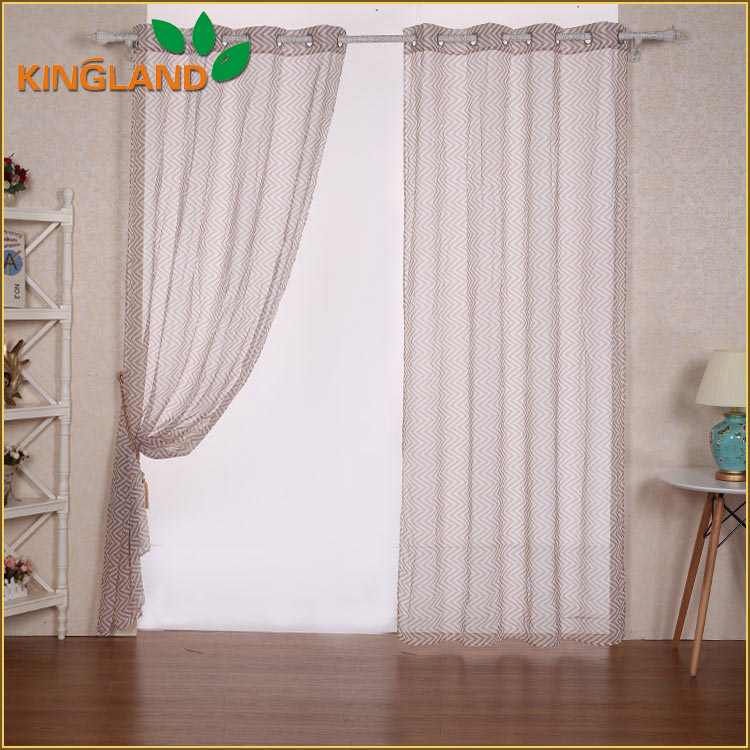 2016 Newest Style Factory direct sale fabric fancy curtain valances