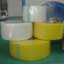 Economy self adhesive epoxy resin 120g fiberglass mesh for mosaics