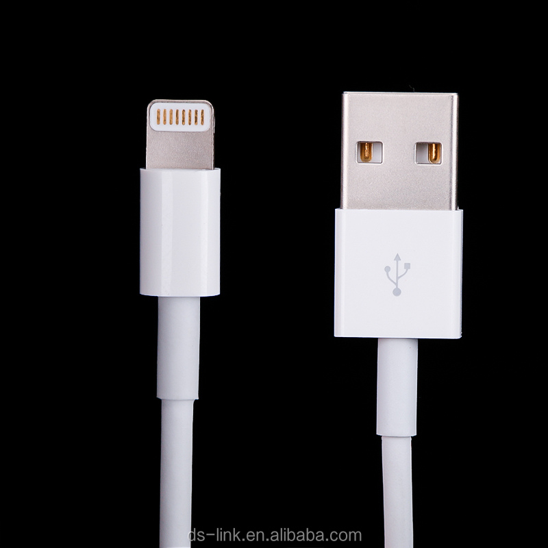 Original USB Cable For iPhone 7 Good Quality Data Cable For Lightning Interface USB Charging Line Support Newest System