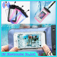 waterproof case for samsung galaxy s3 mini i8190 wholesale cell phone case