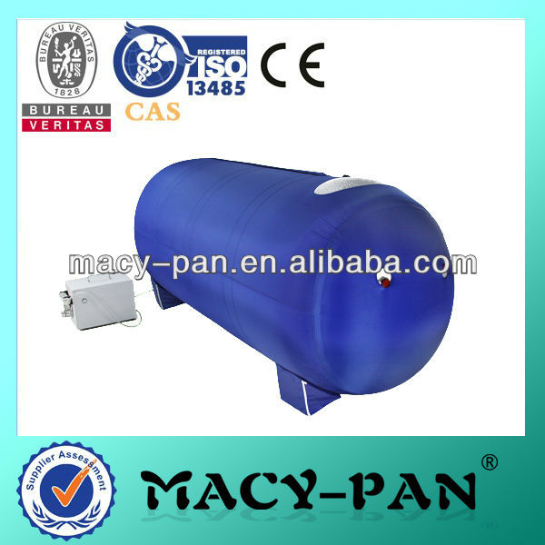Macy-Pan machine for absorbing oxygen