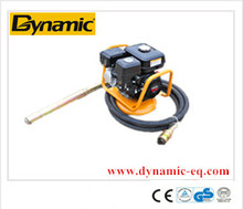 Eco-friendly high frequency petrol engine concrete vibrator
