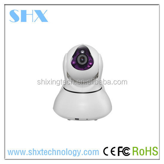 The security mini ip wifi camera with Free Iphone Android App Software