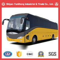 4x2 12m 60 Passenger Bus/Bus With Toilet/Coach Buses For Sale