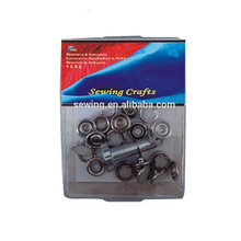 D&D Decorative Pearl Clothing Snap Fasteners with tool