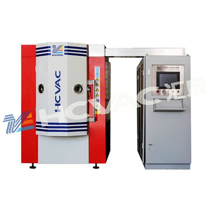 DC and MF sputtering coating machine