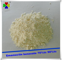 Broad Spectrum Insecticide and Miticide 70% TC Emamectin Benzoate