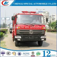 Good Price Fire Tank Wagon Small Fire Fight Truck for sale