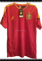 The best quality traditional Spanish style football t shirt