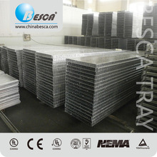 Galvanized Steel Sheet Ventilated Cable Tray
