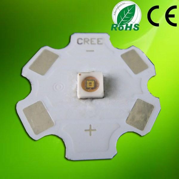 High Power 5050 SMD 1w 3w 370nm 380nm 390nm 400nm 410nm 420nm 430nm 440nm UV LED Chip