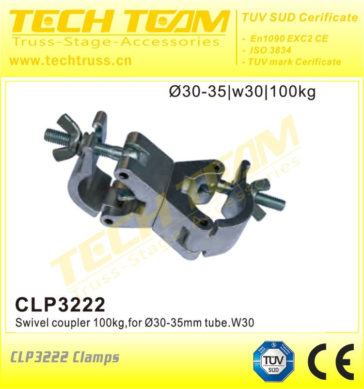 CLP2012 Hose Clamp Accessories, aluminum Clamps