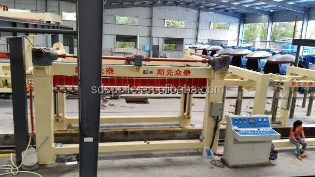 SUNITE Autoclave Aerated Concrete Block Plant and aac producing line manufacturer