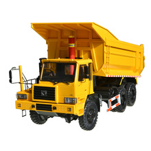The price preferential benefit gift Diecast truck model 1:24