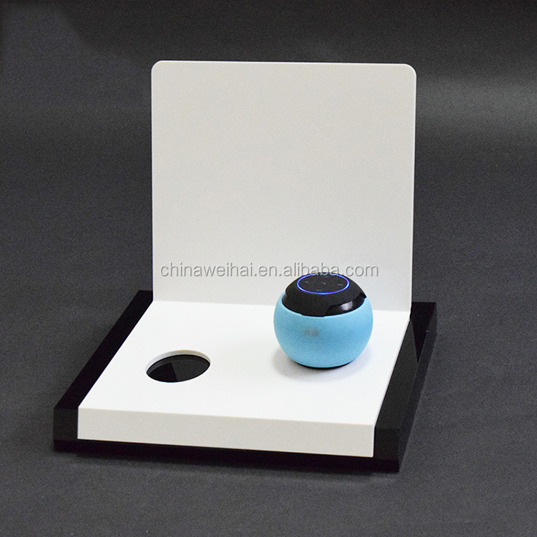 Acrylic Speaker Display Stand