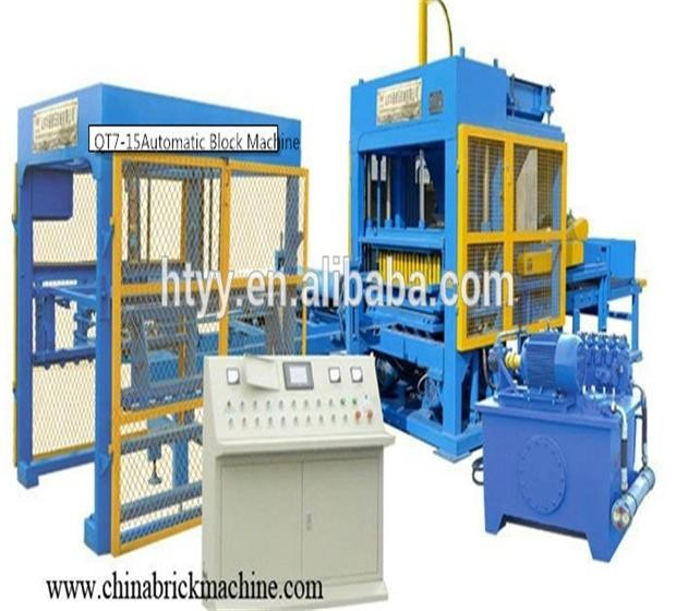 Cement brick making machine production line price in the United Kingdom