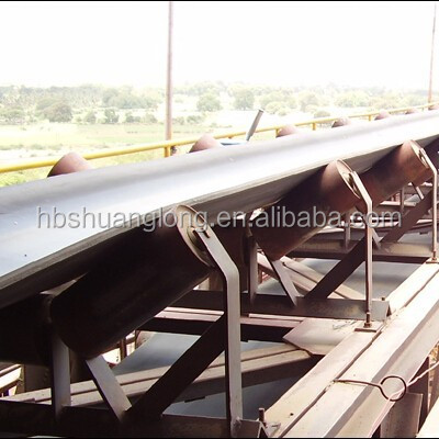 Industrial nylon rubber NN carcass conveyor belt