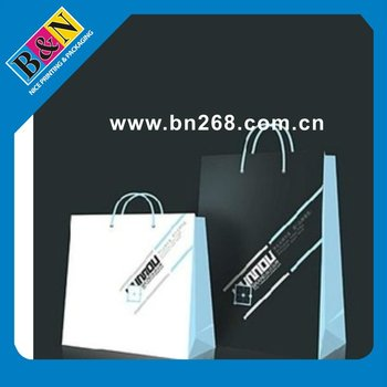 Paper Bags With Handles Wholesale For Gift