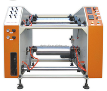 stretch film small roll slitter rewinder machinery