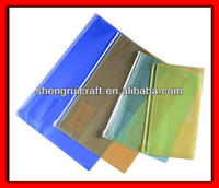 Promotional Clear PVC Book Cover