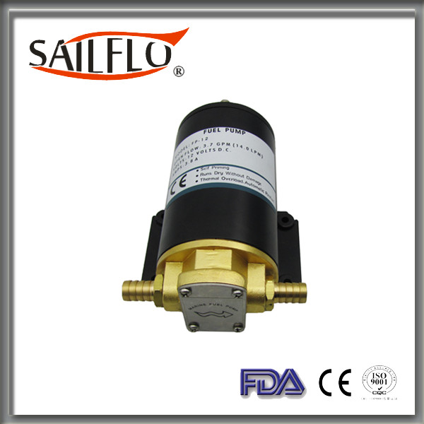 Sailflo small electric high temperature oil pump