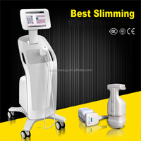Hifu high frequency focused ultrasound slimming machine for full body slimming & face lifting