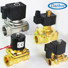 High quality normally close direct acting water solenoid valve for water