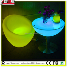 Wholesale LED bar furniture used & Furniture table and chair in bangkok