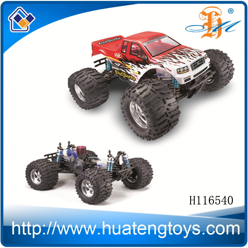1:8 scale Henglong 3850-1 car 28 Engine 4WD RC Car Nitro gasoline generator cars for sale