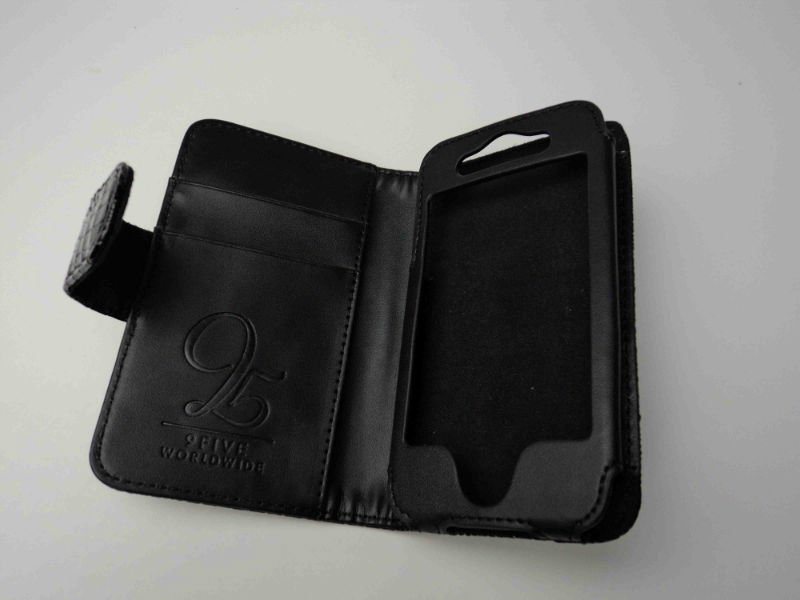 2014 Hot Sell Leather Case phone waterproof case for samsung galaxy s4 mini