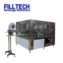 China manufacturer full automatic plastic bottle mineral water bottling plant