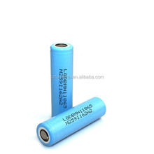 Hot sales LG MH1 18650 3200mah 10A Flat Top 3.7V Lithium ion Battery
