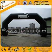 new advertising event inflatable arch F5027