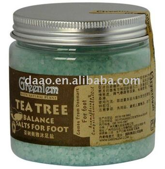 latest bath salt for foot